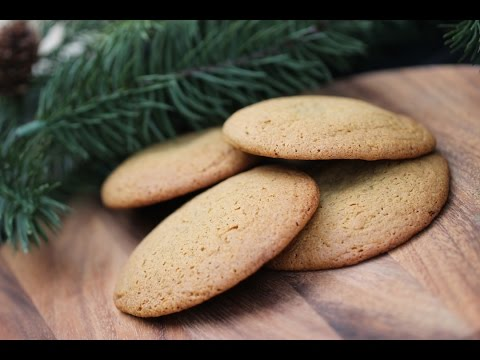 Beth's Soft And Chewy Gingersnaps | ENTERTAINING WITH BETH