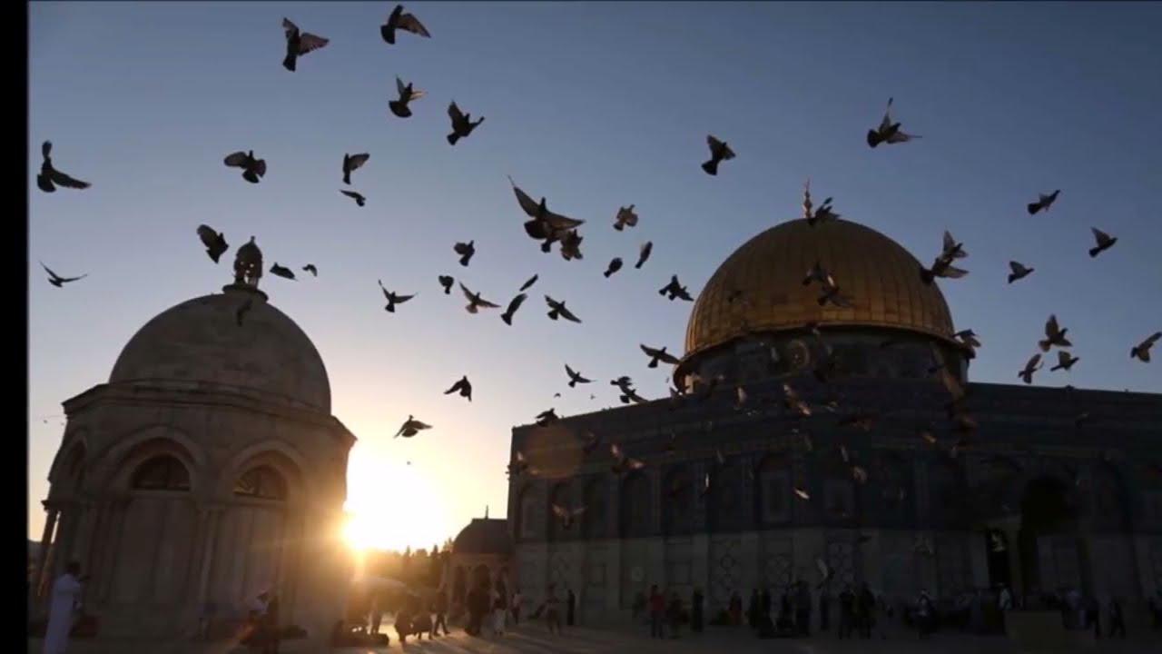 هنا الأقصى رائعة الكاتب والشاعر الفلسطيني جهاد الترباني