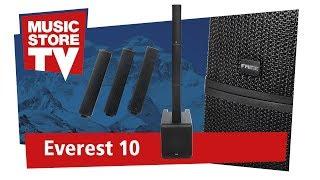 FAME Audio Everest 10 Säulenlautsprecher PA-System
