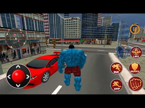 Incredible Hulk vs Hulk Robot - #6 Monster Superhero City Optimus Prime Robots Rescue - Wolley Plays - 동영상