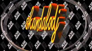 TECHNO DE LOS 90s---(*_*)skandalo_music_mix(*_*)---