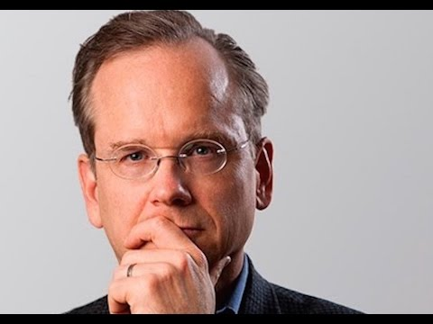 Lawrence Lessig Listens To Ferguson