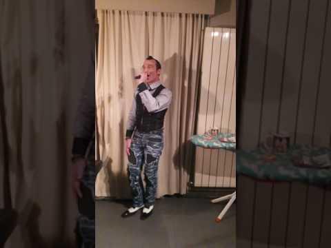 Unchained melody amateur beelden Robbe van loo