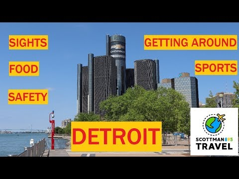 11 Things To Know About Visiting Detroit