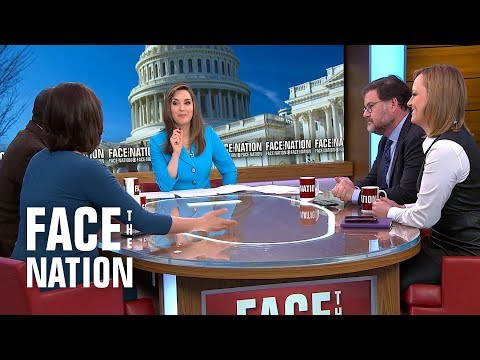 Face The Nation: Jamal Simmons, Jonah Goldberg, Jamelle Bouie