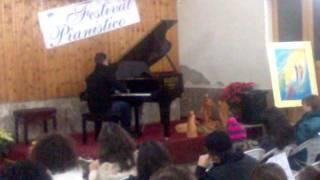 Vincenzo Crimaco - LIVE@Santa Maria C. V. (Nuvole Bianche; Valzer Dell