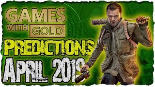 Xbox Games With Gold April 2019 Predictions | Xbox Live Gold April 2019