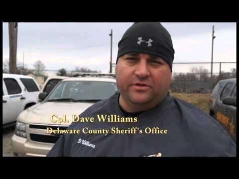 Delaware County Sheriff Show K-9 Training 2016
