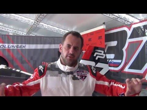 Peter Podlunšek pit talk Abu Dabi Red Bull Air Race