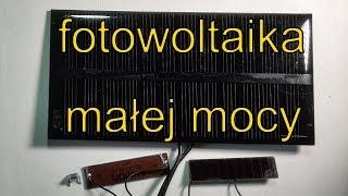 Fotowoltaika małej mocy - #27 edu elektroda.pl