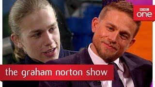 Charlie Hunnam's first acting role – The Graham Norton Show 2017: Episode 6 Preview – BBC One