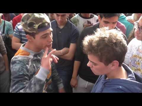 JOSE K VS GEKO  Horta battles