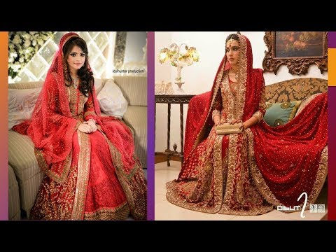 Beautiful Elegant Bridal Wear 2018
