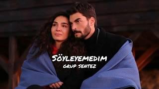Hercai song | Söyleyemedim ( English translation ) ✨