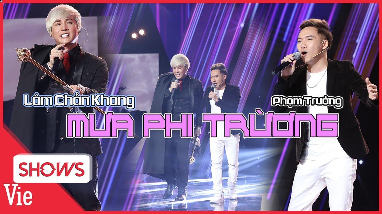 ĐÃ TAI với màn song ca Mưa Phi Trường đỉnh của chóp của Phạm Trưởng x Lâm Chấn Khang