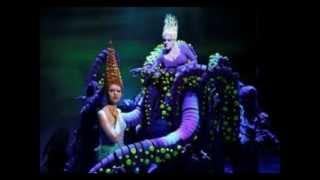 The Little Mermaid - Ja, het leven is zwaar lyrics