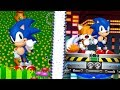 Sonic Fan Games : Sonic The Hedgehog 2 HD