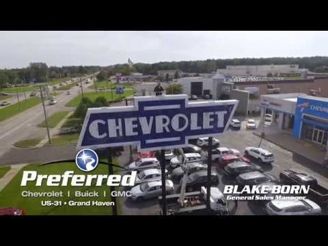 Preferred Grand Haven >> October Clearance Event 15 Second Spot Preferred Chevrolet