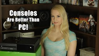 Consoles are better than PC.. FACT!