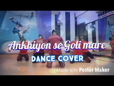 pati-patni-aur-woh:-ankhiyon-se-goli-mare-||-dance-cover-||-mika-s,-tulsi-k,-tanishk-b