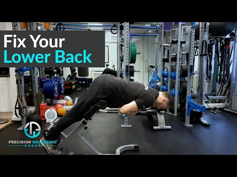 5 Moves for any More powerful Back