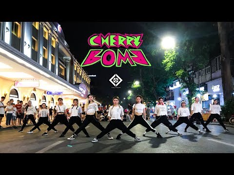 KPOP IN PUBLIC &39;Cherry Bomb&39; NCT 127 - LOONA 11 VER  Dance cover by LOL CREW from VIETNAM