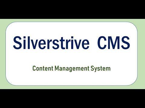 How to install #silverstrive centos 7