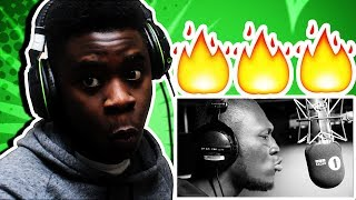 STORMZY WENT HARRRDD!!! Stormzy - Fire In The Booth (Reaction)