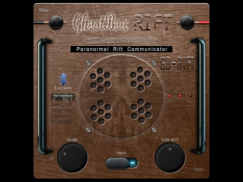 FLUX Ghost Box RIFT (GB-RIFT) Review - ITC - Communication With The Dead