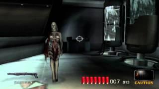 [PS2] Resident Evil: Dead Aim [Bruce McGivern] Прохождение / Walkthrough part 5