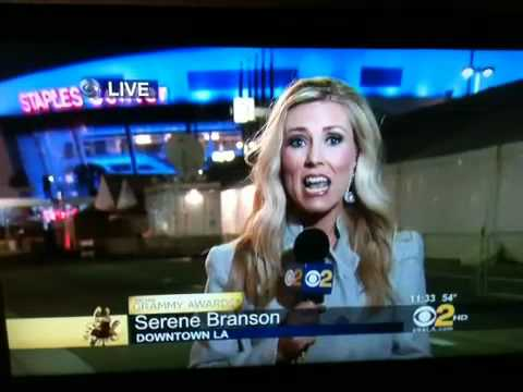 CBS News anchor babble - YouTube