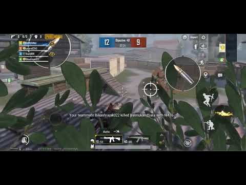 PUBG MOBILE - Arena Match | Game Play 2 #TheShadowHub | Season 12 | Warehouse Arena Training