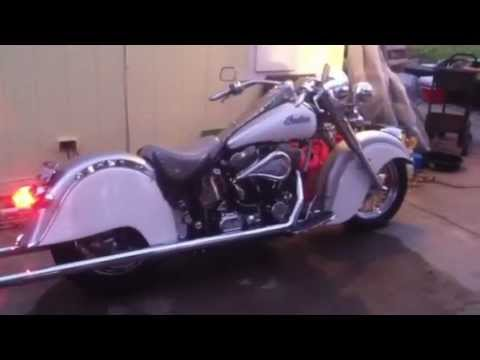 2000 indian chief motorcycle youtube. Black Bedroom Furniture Sets. Home Design Ideas