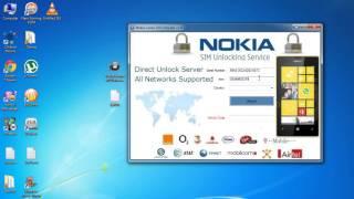 как разблокировать  Nokia Lumia 520,800(Теперь вы можете разблокировать ваш телефон только с числом IMEI. Это программа, которая поможет сек разблок..., 2014-04-24T23:53:16.000Z)