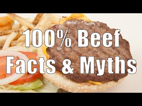 100% Beef Facts & Myths (700 Calorie Meals) DiTuro Productions