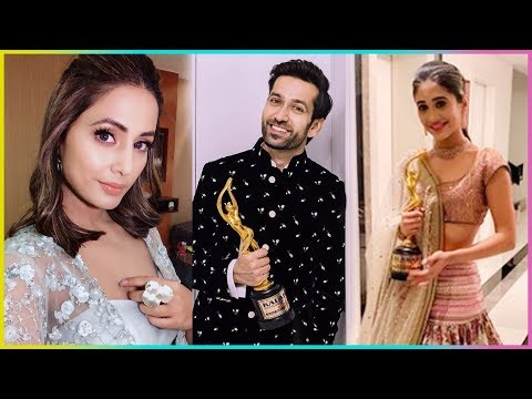 Nakuul Mehta & Shivangi Joshi WON These Awards | Hina Khan Refused To Attend Kalakar Awards Mp3
