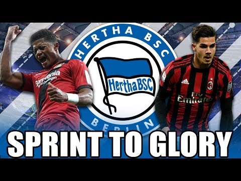 HAUPTSTADT MIT CHAMPIONS LEAGUE SIEG !! 😱🏆 | FIFA 18: HERTHA BSC SPRINT TO GLORY KARRIERE