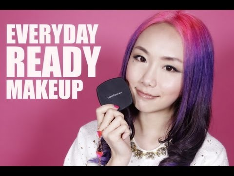 Are you READY with bareMinerals Makeup?
