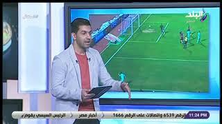 هاني حتحوت يكشف ما حدث في الملعب خلال لقطة هدف الأهلي الثاني في بيراميدز