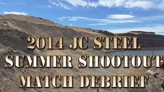 S1 - 04 - Match Debrief: 2014 JC Steel Summer Shootout