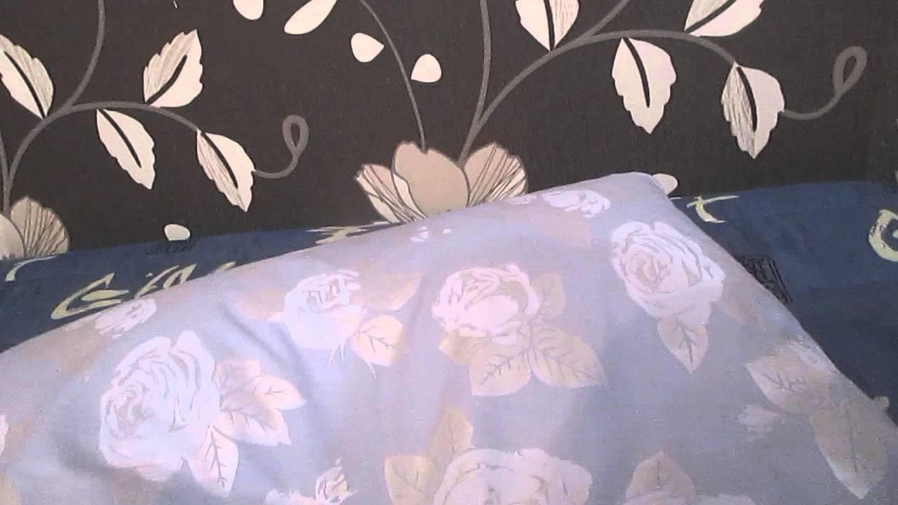 Как выбрать подушку для сна? - YouTube