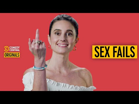 When Your One-Night Stand Runs Away From You (ft. Mary Beth Barone) - Sex Fails