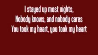 Pepper And Piano - You Took My Heart (Lyrics)