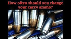 Carry Ammo: How Long Does it Last?