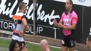 NRL : Half-time siren stuff-up costs Tigers six points (v Manly)
