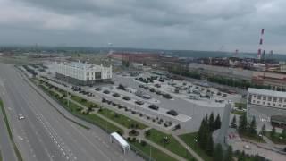 видео Музей военной техники в Пышме