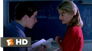 October Sky (5/11) Movie CLIP - Gift from Miss Riley (1999) HD