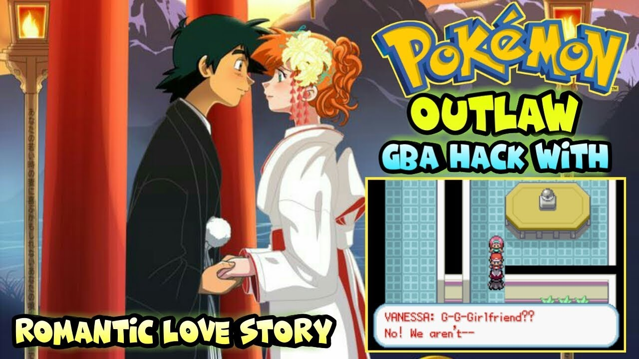 Pokemon love story rom hack