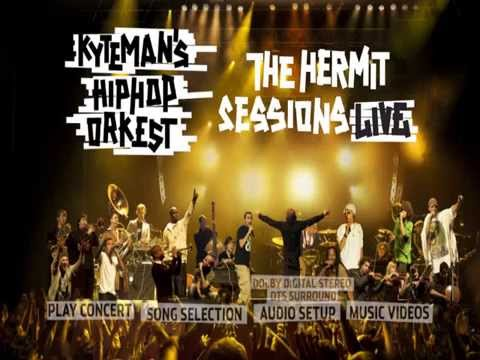 Kyteman - The Hermit Sessions Live HQ
