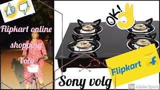 butterfly 4 burner gas top// unboxing/ Ss volg